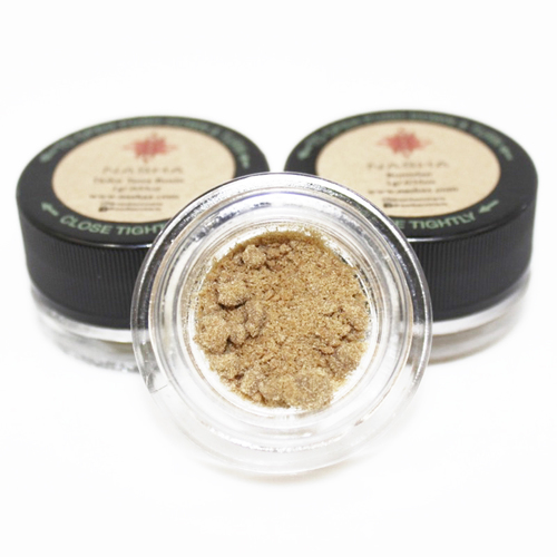 Zelly's Gift Green Powder Hash