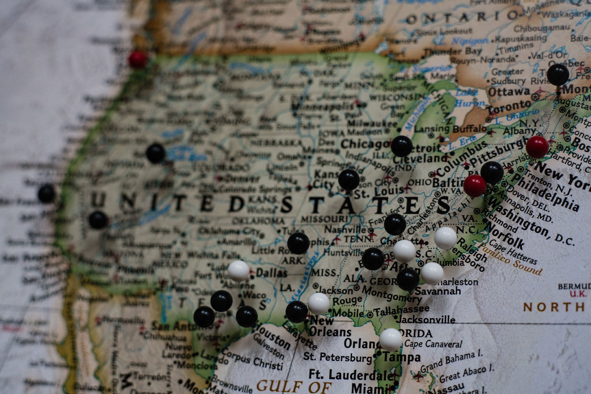 Across the Country with Cannabis: Exploring Regional Differences