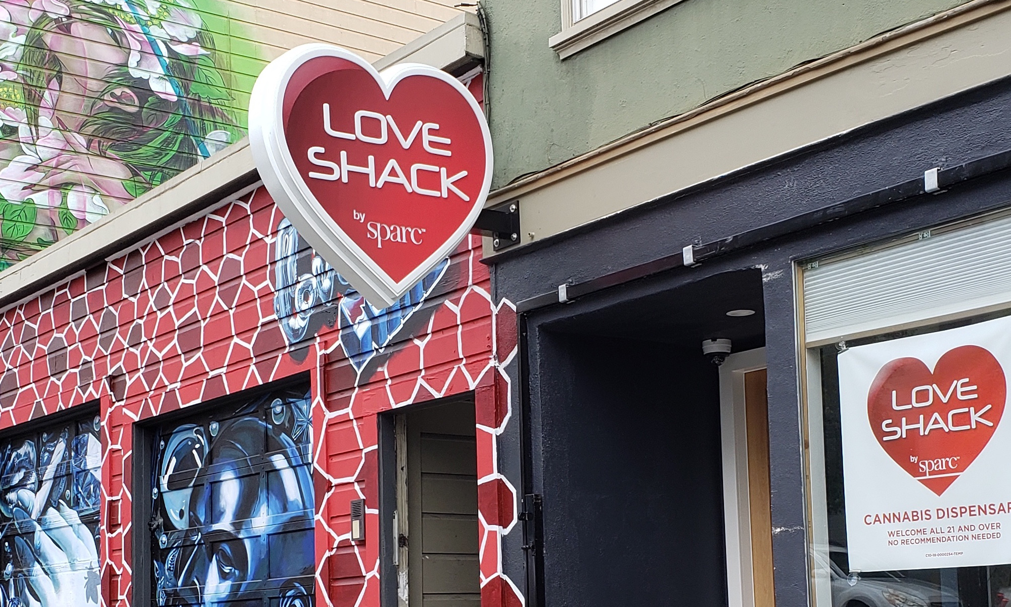 Love Shack by SPARC