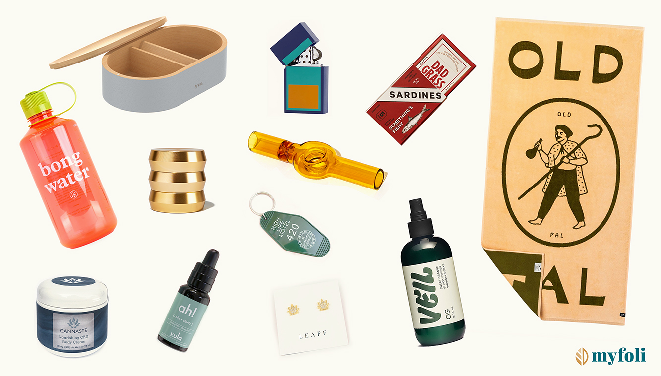 12 Great Gifts for the Modern Cannabis Lover