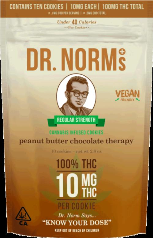 Vegan PB & Chocolate Therapy