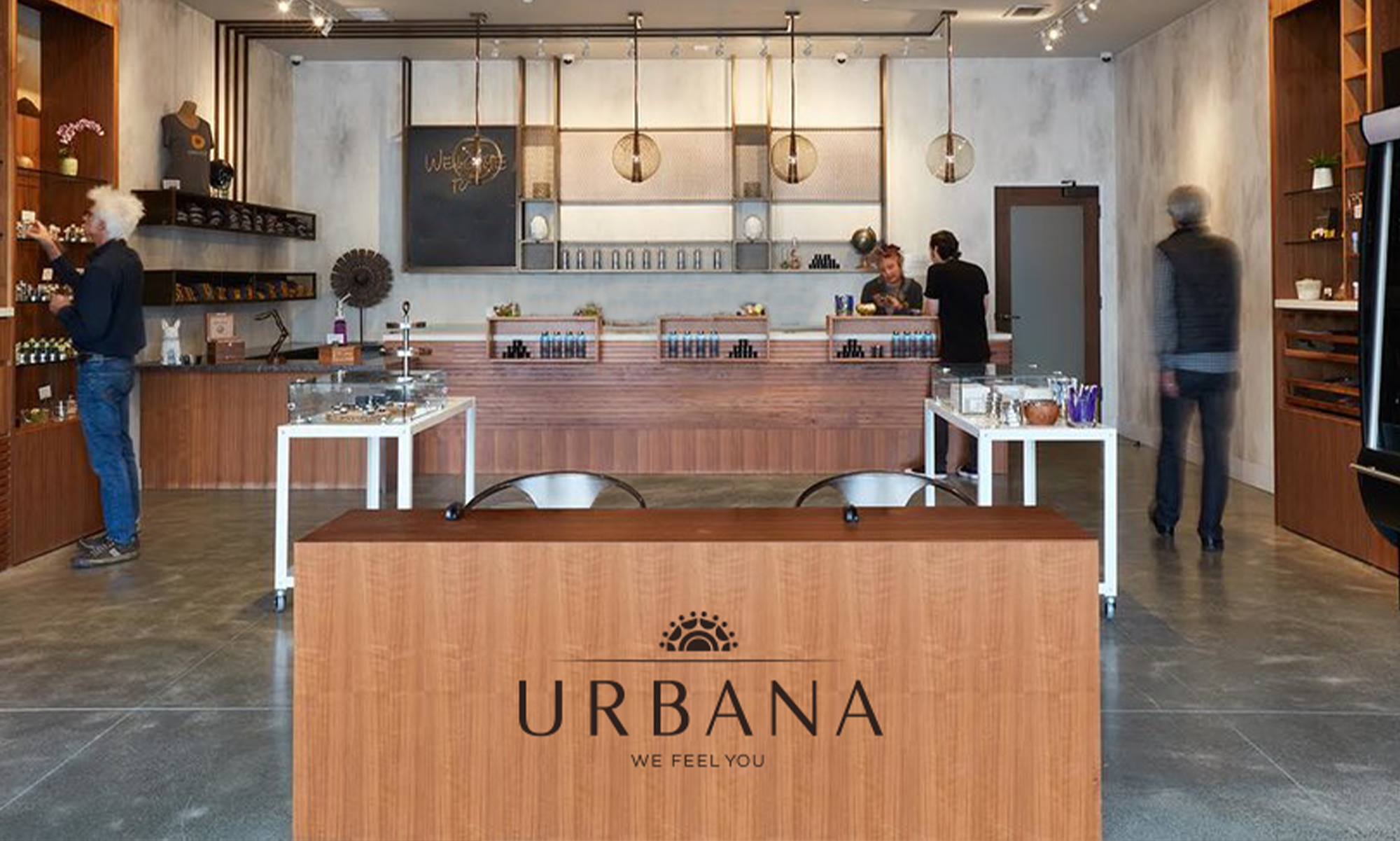 Urbana on Geary
