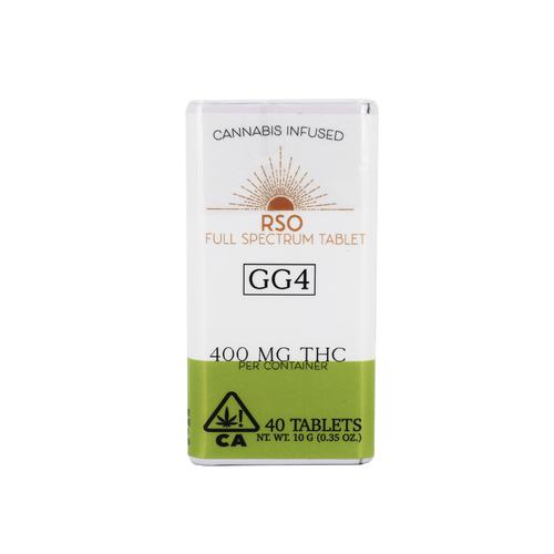 Gorilla Glue #4 Full Spectrum Capsule