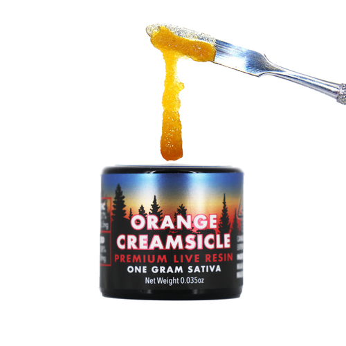 Orange Creamsicle Live Resin