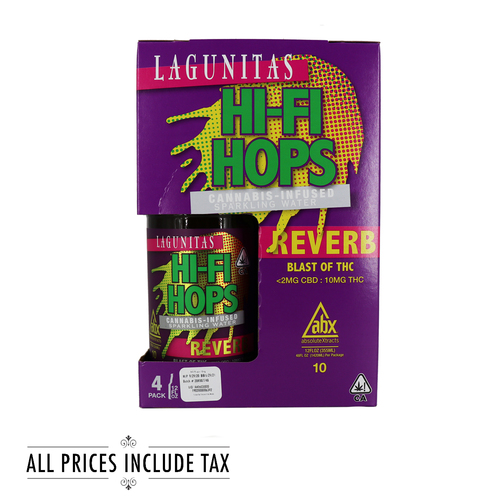 Hi-Fi-Hops Reverb