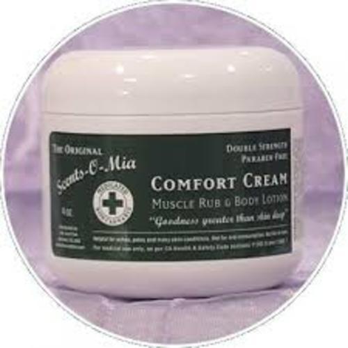 125mg Comfort Cream