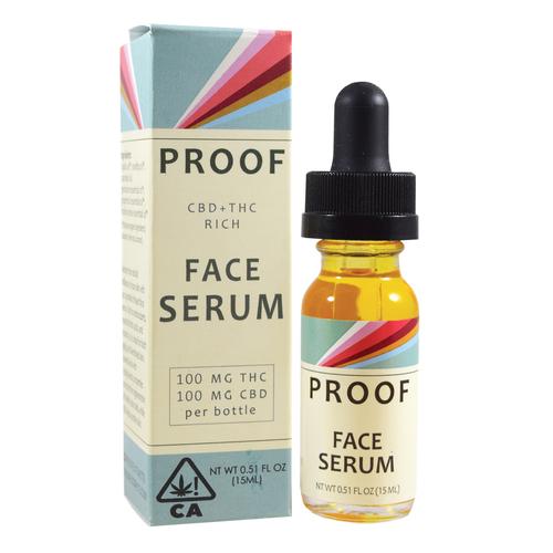 100mg 1:1 Face Serum