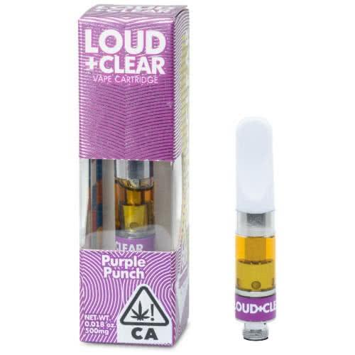 Loud + Clear - Purple Punch