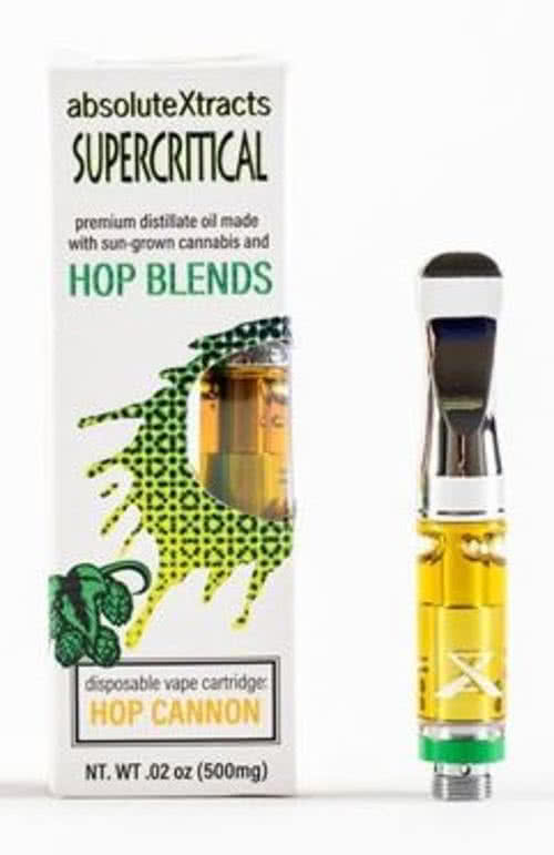 Supercritical- Hop Blends