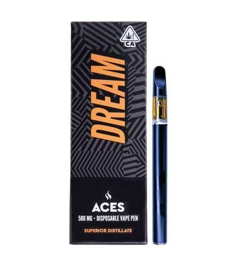 Dream Disposable Pen