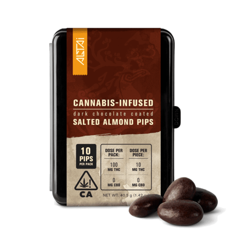 Salted Almond Pips
