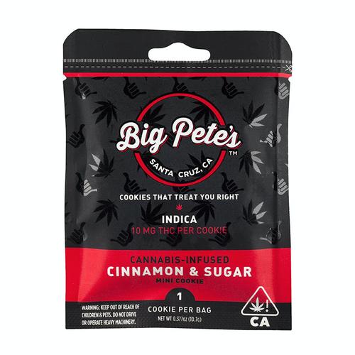 Cinnamon & Sugar Indica Cookie - Single