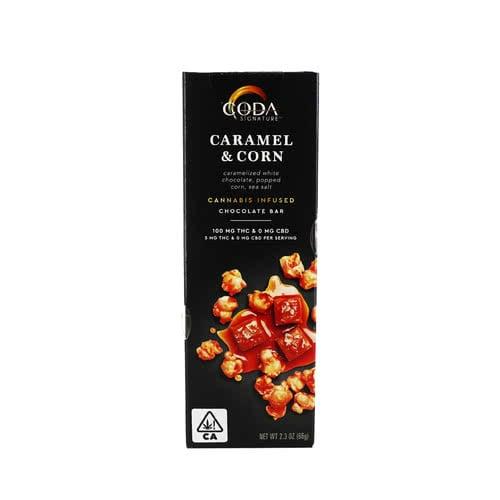 Caramel & corn