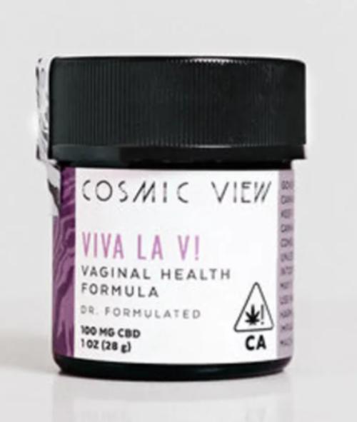 CBD Viva La V! Vaginal Health Balm 1oz