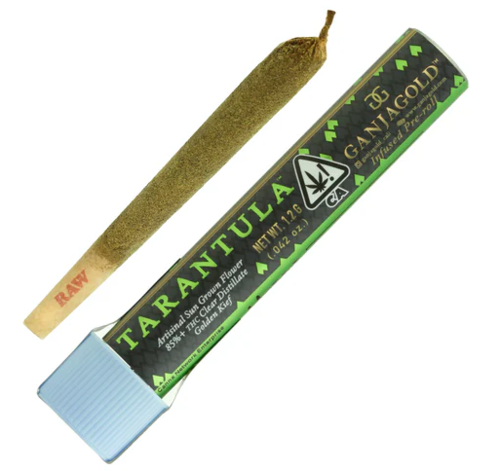 Orange Creamsicle Tarantula Infused Preroll (Outdoor)