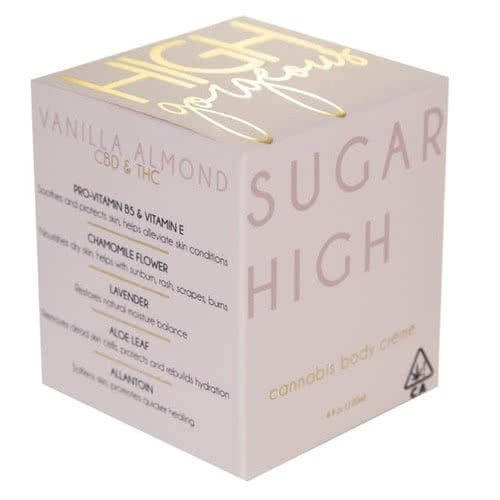 Sugar High Body Lotion