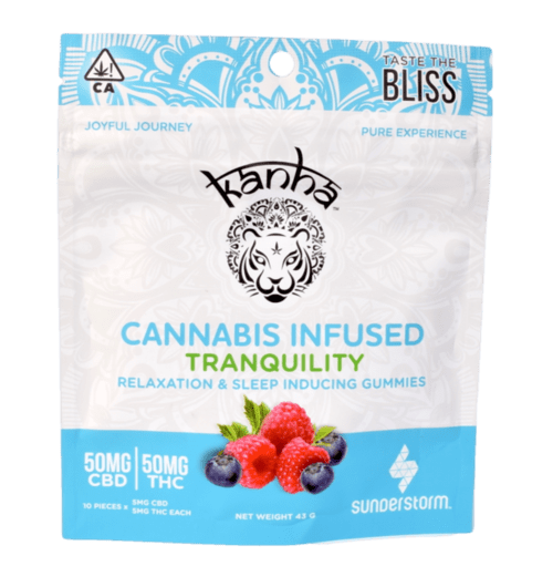 Tranquility Gummies