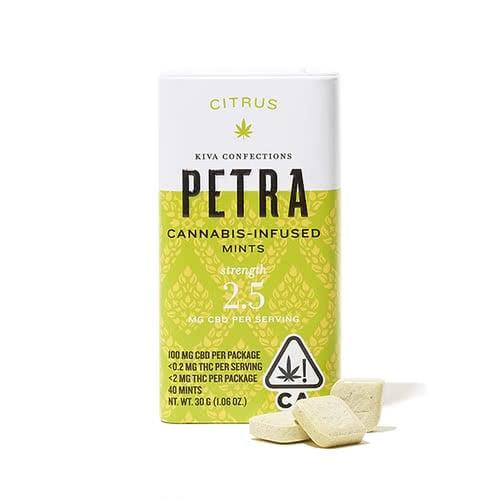 Citrus Petra Mints