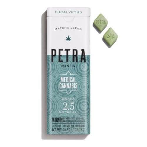 Eucalyptus Petra Mints
