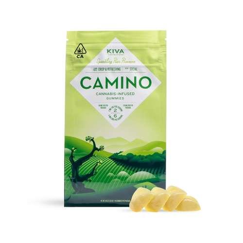 Sparkling Pear Camino Gummies