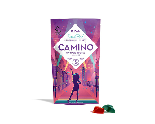 Tropical Punch Camino Gummies