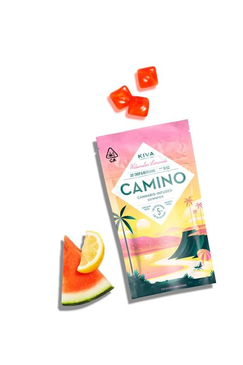 Watermelon Lemonade Camino Gummies