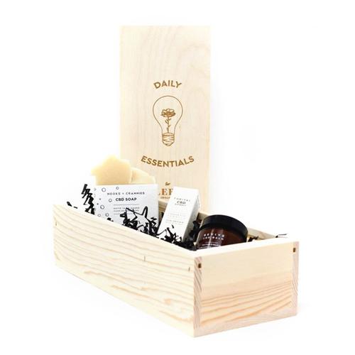 Everyday Essentials Box White Tea & Ginger