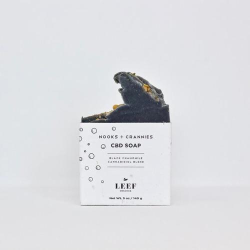 Nooks + Crannies: Black Chamomile