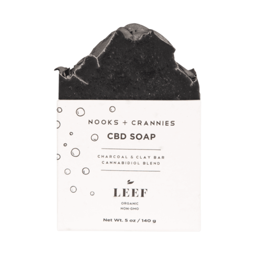 Nooks + Crannies: Charcoal & Clay