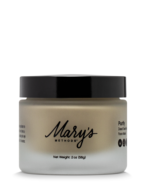 Purify Dead Sea Mud Mask