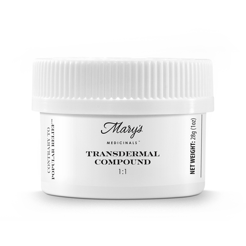 Transdermal Compound 1:1