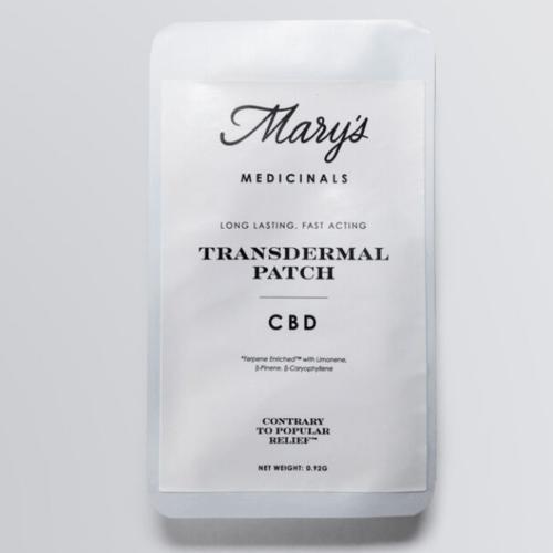 Transdermal Patch CBD