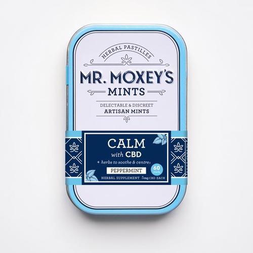 Calm Peppermint Mints