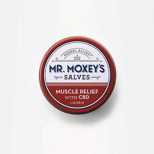 Muscle Relief CBD Salve