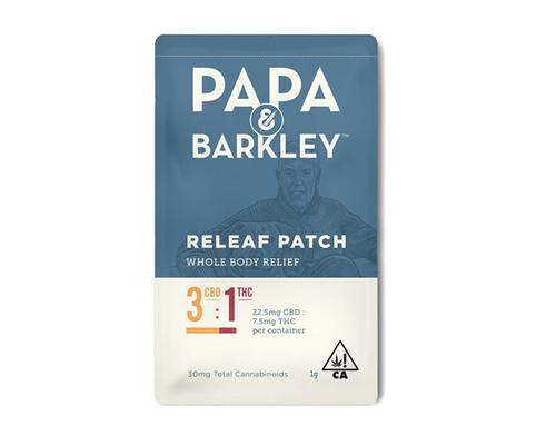 Releaf Patch 3:1 CBD/THC